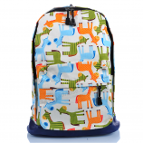 новый дизайн красочный школьный рюкзак новый дизайн рюкзак