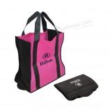 사용자 지정 로고와 함께 다양 한 패브릭 foldable 쇼핑 가방