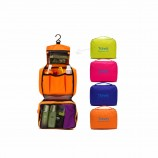 портативный мульти--функция водонепроницаемый подвешивание мытье сумка туалетная сумка путешествие косметическая сумка сумка