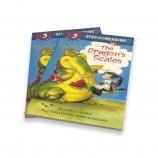 ソフトカバーブックのオフセット印刷子供の物語本
