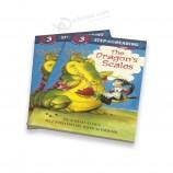 ソフトカバー完璧なバインディングは、子供の本の本の本をカスタマイズし
