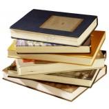 офсетная печать высококачественного романа индивидуальная книга в твердом переплете
