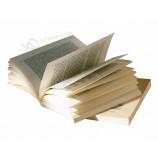 Cmyk印刷プロフェッショナルカスタムソフトカバーブック印刷