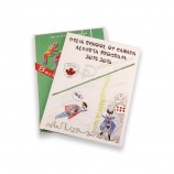 カード用紙オフセット印刷された子供の本