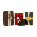 도매 주문 고품질 손수 선물 리본 활을 감싸십시오 (Cbb-2105)
