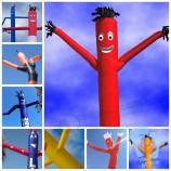 dog inflatable desktop air dancer for sale