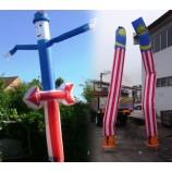 car wash air dancer inflatable wind air balloon man