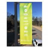 полноцветный цифровой рекламный флаг наружные баннеры оптом
