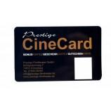 新製品は、写真と事前印刷のVIP会員PVCカードを近接します