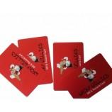 사용자 지정 새로운 디자인 플라스틱 회원 vip pvc 카드 회사 로고와 함께