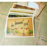 カスタム様々なデザインのバースデーカード、グリーティングカード、手作りによる招待カード