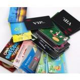 사용자 지정된 제조업체 vip 회원 초대장 r에프이드 카드