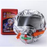 火災エスケープマスク緊急フード酸素ガスマスクマスク30分煙有毒フィルターガスマスク