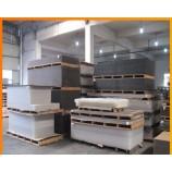 建築材料クリームキャストアクリルシート/ボードプラスチックプレキシガラスPerspexアクリル板