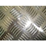 6061 6063 7075 알루미늄 합금 트레드 다이아몬드 체커 플레이트 시트 트림 스트립을위한 건물 바닥 플레이트