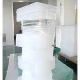 卸売注文のプレキシガラスボード/有機ガラス板