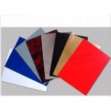고품질 600x1200엠엠 레이저/Cnc 판화 abs 더블 컬러 플라스틱 시트/보드/패널/광고 판