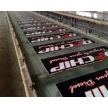 卸売カスタマイズ山東省の供給広告中空プラスチック基板pp材料コルフートサイン