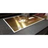 оптовая подгонянная доска chevroлet печати с любым размером
