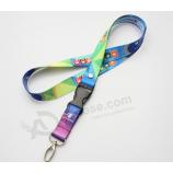 детский полноцветный печатный идентификатор карты талреп мультфильм шейный ремешок