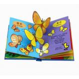 цветная печать всплывающая история дети книжная печать