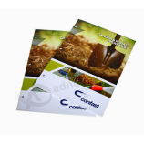 высококачественная ламинированная печать корпоративного каталога