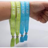 один раз использовать браслет для музыкального концерта сплетенный браслет для случая