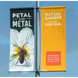 популярный популярный рекламный баннер с рекламой уличных знаков