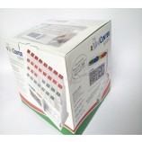 250g 300g 350g a grade white coated duplex board with grey back white back