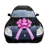 Wedding Decoration OEM Car Bow Manufacturer