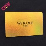 カードサプライヤーのOEMデザインメンバーシップカードPVCプラスチックカード