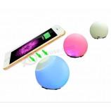 携帯電話用ライト付き高速ワイヤレス充電器