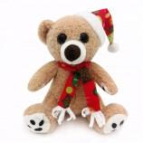 custom christmas gifts 2019 small stuff plush navidad Christmas bear