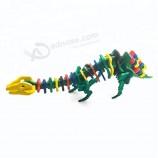 나무 3d 퍼즐 교육 공룡 장난감 어린이 정의
