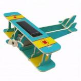 木のおもちゃは教育太陽飛行機のおもちゃの習慣をからかいます