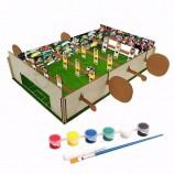 мини-поделки деревянные детские игрушки мдф настольный футбол на заказ