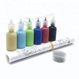 에코-친화적 인 창 페인트 아트 아크릴 페인트 냄비 도매를 확인하십시오