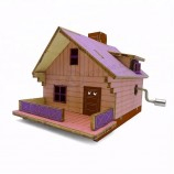 3D Wooden Puzzle DIY Music Box for Kids