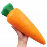 Antistress 당근 야채 무와 squishy 새로운 장난감