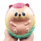 고슴도치 매머드 squishy 하우스 장식에 대 한 느리게 상승 장난감입니다