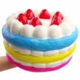 Supramaxilmal 딸기 케이크 squishy 중국 장난감입니다