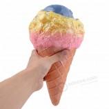 Galaxy Ice Cream Shop Toy Squishies Kawaii Polyurethane Foam Squishy