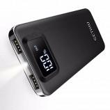 高い-サムスンのためのiphoneのための外的な電池バックアップを充電する速度
