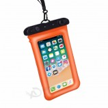 防水ケース30メートルダイビングポーチユニバーサルエアバッグ携帯電話バッグ