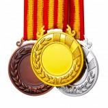 изготовленный на заказ фарфор сплава заливки формы сплава цинка медали награждает медаль