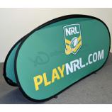 А-образный боб в форме флага для наружной рекламы Pop Up banner