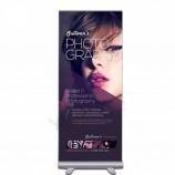 оптовая продажа рекламных баннеров стендов Roll Up гладкой виниловой выдвижной баннер стенд высокого разрешен