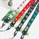 съемный шнурок ручной работы брелок ожерелье удостоверение личности повесить веревку короткий ремень