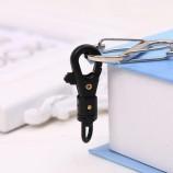 트리거 후크 회전 버클 가방 벨트 스트랩 360 회전 버클 금속 회전 클립 스냅 후크 걸쇠 키 체인 부품
