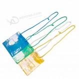 승진 개인화 된 맞춤형 저렴한 플라스틱 id 카드 pvc 다채로운 디자인 색상 끈 id 배지 홀더